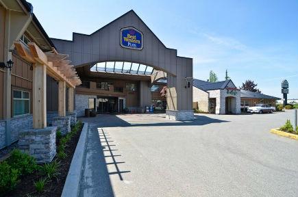 Best Western Langley Hotel Exterior