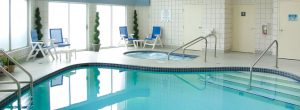 Best Western Langley Swimming Pool