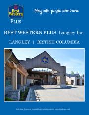 Best Western Langley