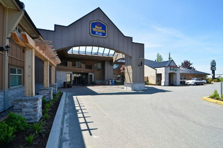 Best Western Langley Hotel Exterior
