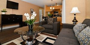 Langley Best Western Suite